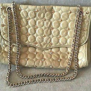 REBECCA MINKOFF Studded Affair Shoulder Bag